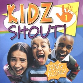 Kidz Shout 1 - Sing Along