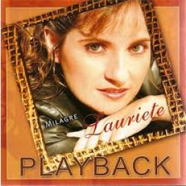 Lauriete - Milagre (Play-Back)