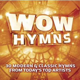WOW Hymns - 30 Modern & Classic Hymns From Today's Top Artists (CD Duplo)